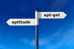 road-sign-apt-get-aptitude
